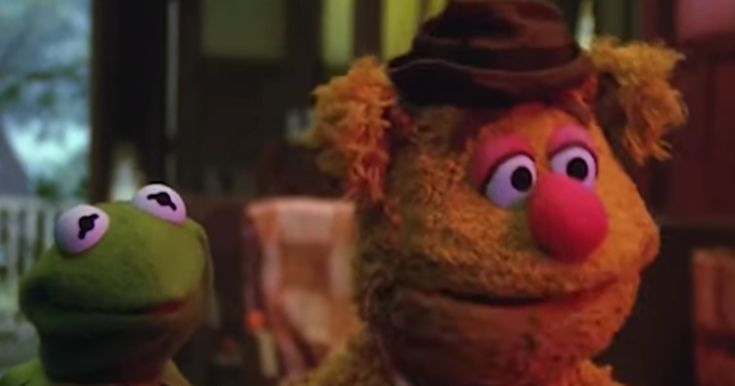 You'll find Fozzie Bear in da club rapping 50 Cent