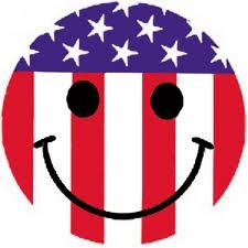 American Smiley Face