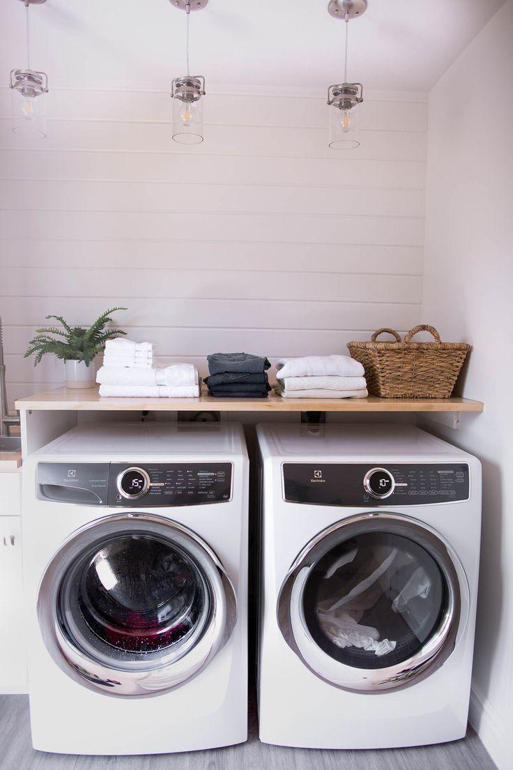Laundry room décor