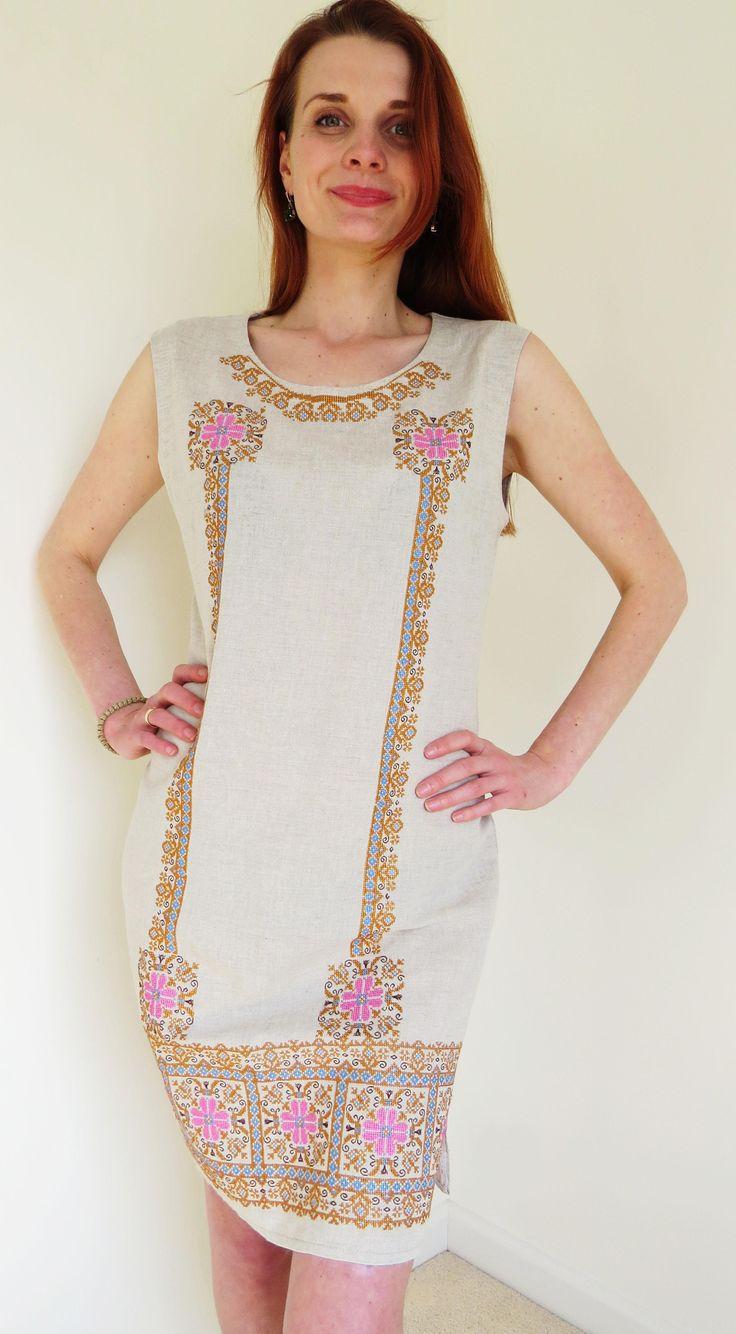 Summer Sleeveless Dress Lucinda