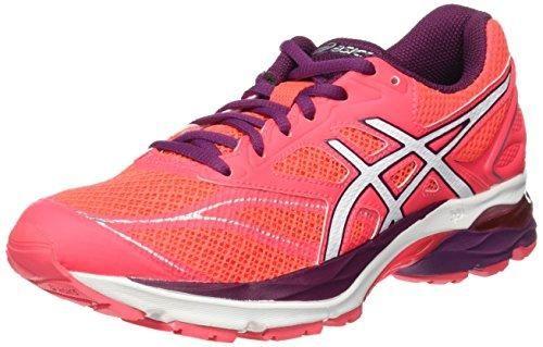 Oferta: 120€ Dto: -53%. Comprar Ofertas de Asics Gel-Pulse 8 T6E6N2001, Zapatillas de Running Mujer, Rosa (Diva Pink /     White /     Dark Purple), 39 EU barato. ¡Mira las ofertas!