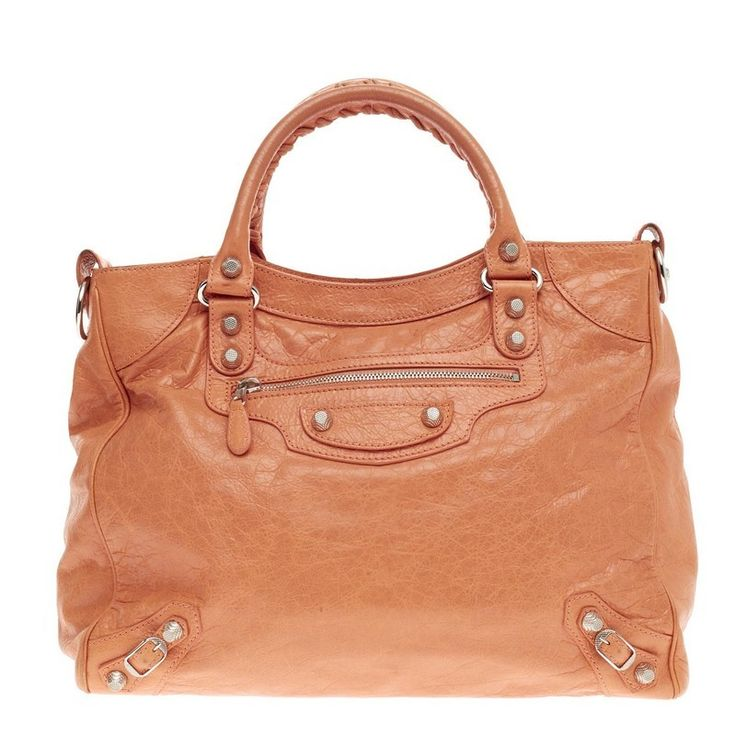 Balenciaga Velo Giant Studs Leather - This Balenciaga Velo Giant Studs Leather…