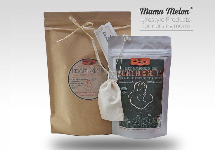 Nursing Tea   Lactation Cookies