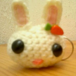 Conejo Llavero