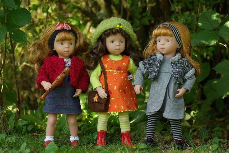 Les Minouches en automne