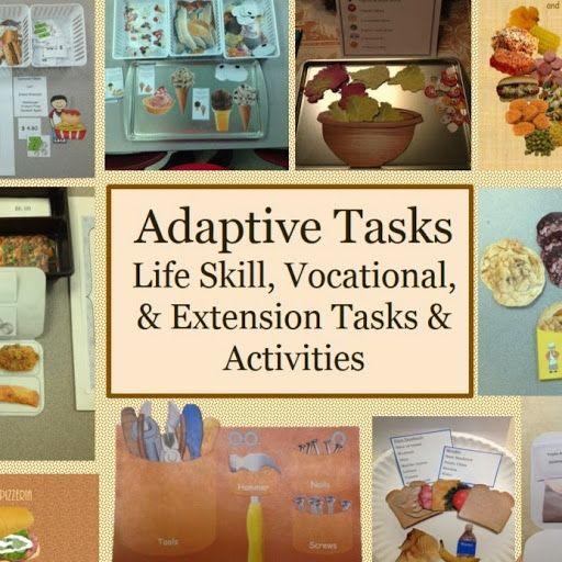 Site full of adaptive tasks.