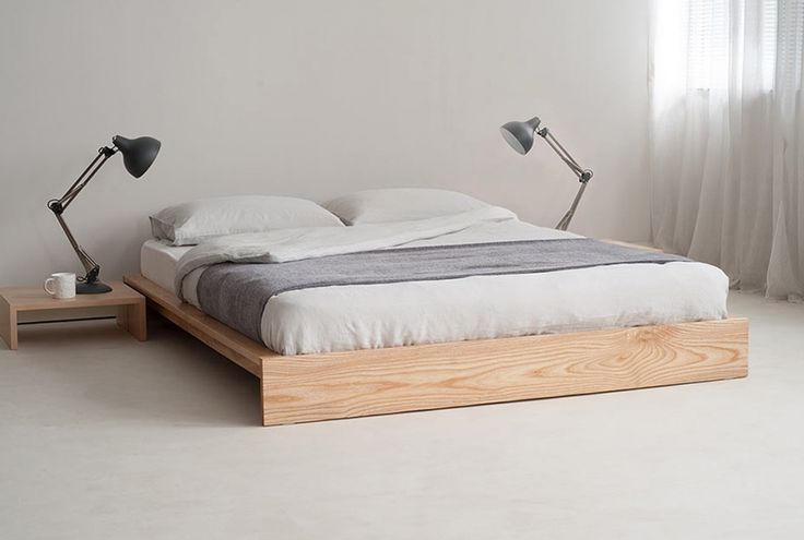 cool Bed Without Headboard Check more at http://mywoolrich.com/bed-without-headboard-404.html