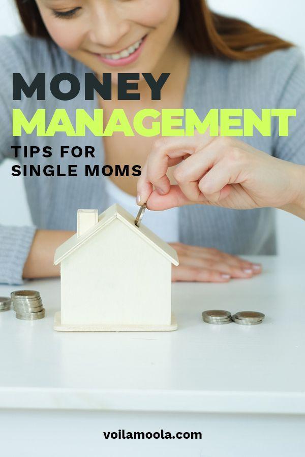 Money Management Tips For Single Moms Voila Moola In 2020 Money Management Management Tips Money Advice