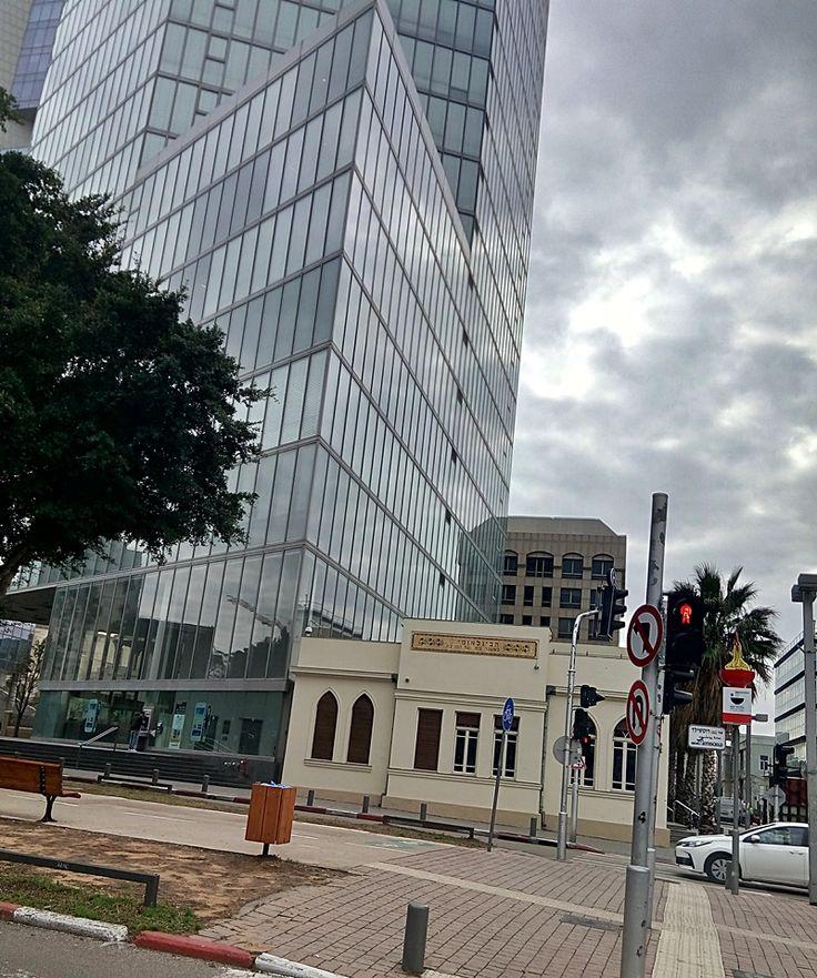 High rise on Rothchild boulevard