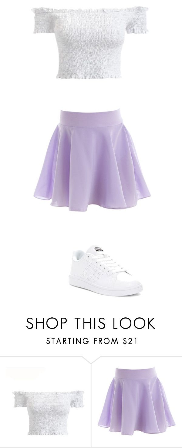 """""""January 22"""" by ottoca on Polyvore featuring adidas"""