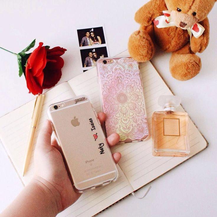 Para os namorados apaixonados. {cases: eterno amor e furta-cor}  [DISPONÍVEIS PARA TODOS OS IPHONES GALAXY E MOTO G]  #gocasebr #instagood #iphonecase #phonecase #love #inlove #heart #flower #amogocase