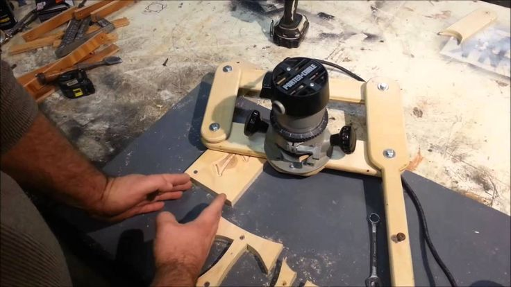DIY - Simple Router Pantograph! (How To)