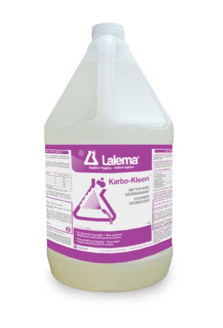 Cleaner Degreaser KARBO-KLEEN: Specialized cleaner degreaser for derivatives of carbon