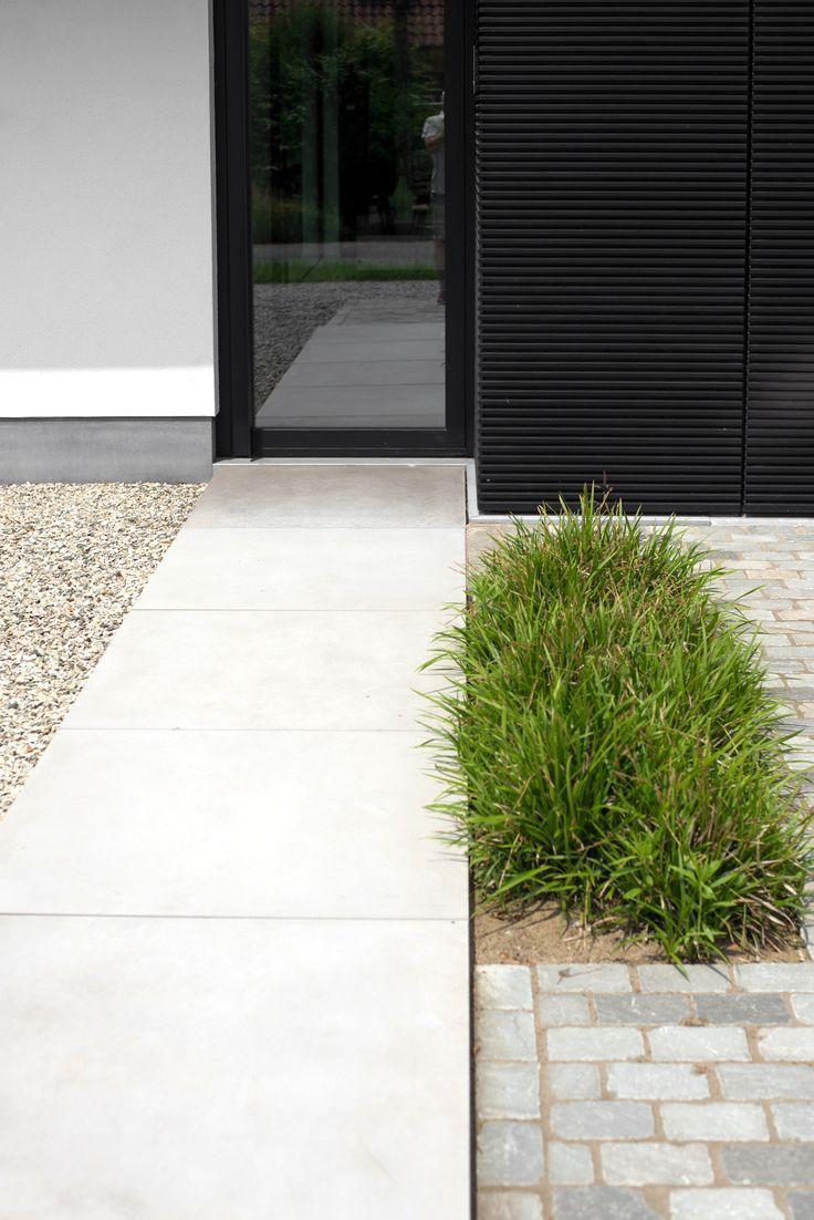 Idee Par Clo Didinette Sur Idee Facade En 2020 Amenagement Jardin Devant Maison Jardins Avant Amenagement Jardin