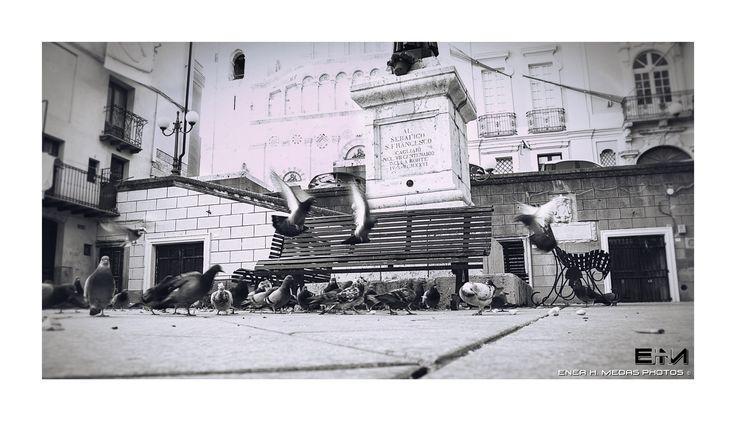 Little Square - Cagliari- Sardinia - Italy