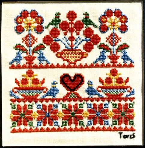 272 Best Hungarian Embroidery And Lace Images On Pinterest