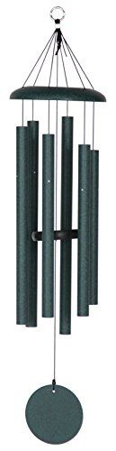 Corinthian Bells 36inch Windchime Green ** This is an Amazon Associate's Pin. Detailed information can be found on Amazon website by clicking the image.