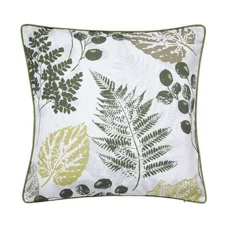 Green New Forest Cushion