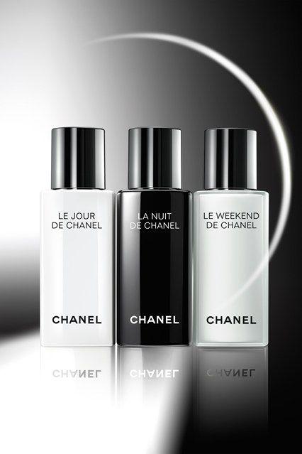 Chanel Le Jour Le Nuit Le Weekend Serums Review (Vogue.com UK)