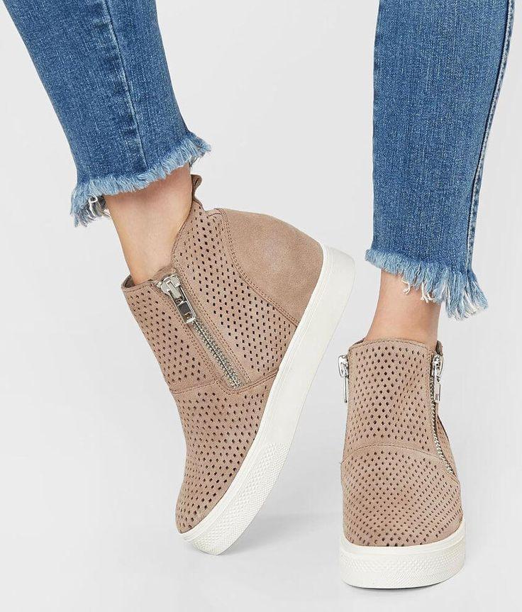 Wedge heel boots, Hidden wedge sneakers