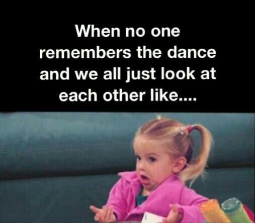 #dance quotes and problems