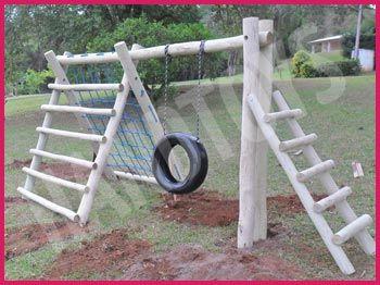 playground de madeira eucalipto - Pesquisa Google