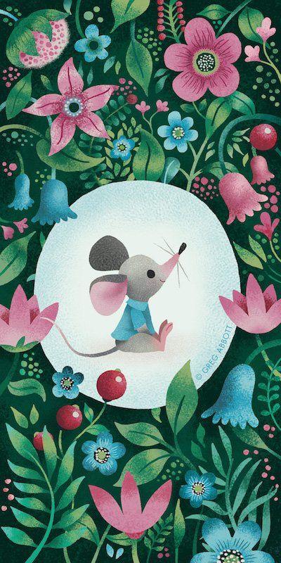 Decorative illustration by Greg Abbott.