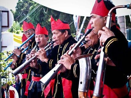 Music Bamboo - Manado