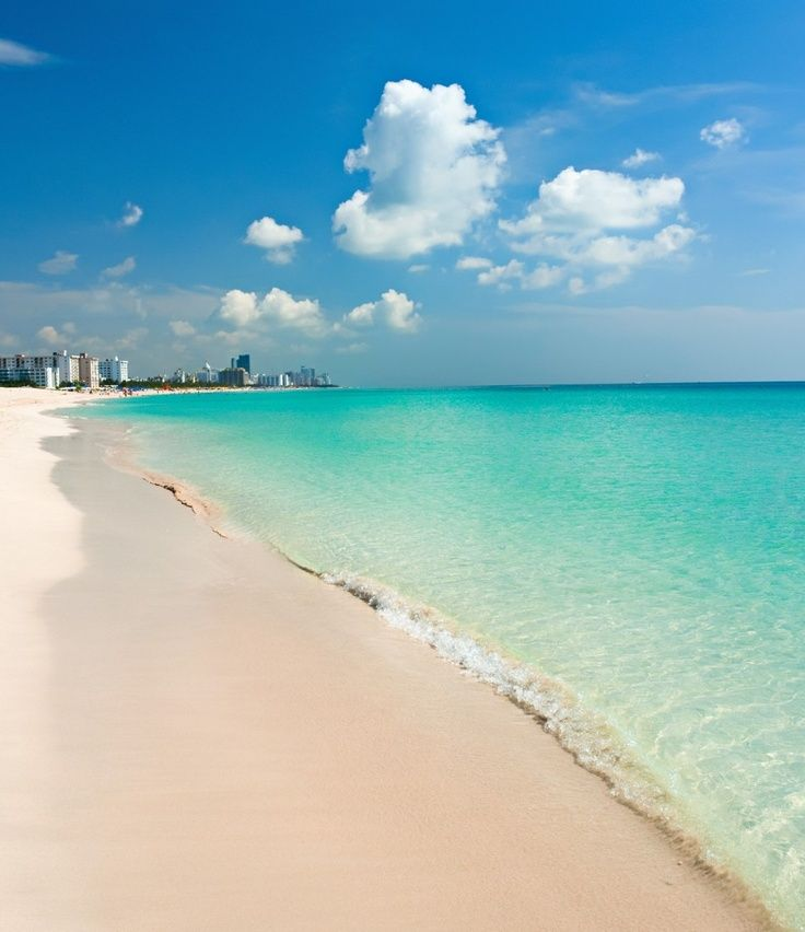 This Is How I Remember The Clearest Turquoise Water South Beach Miami