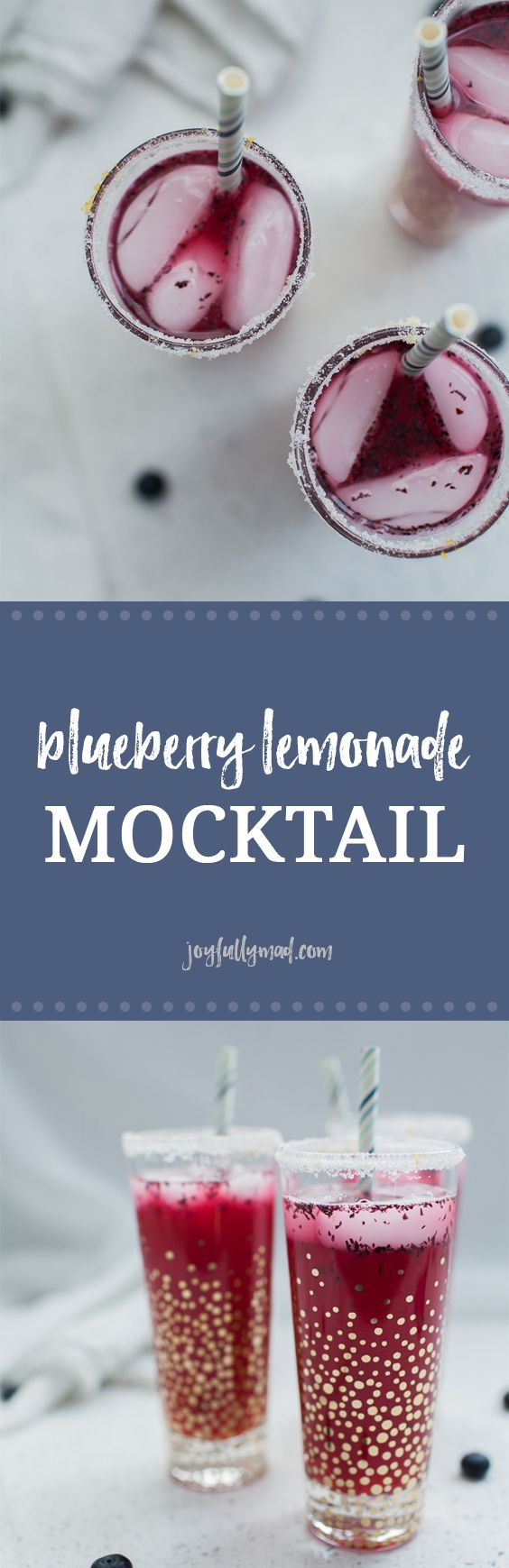 If you're looking for the perfect summer mocktail, this blueberry lemonade mocktail is sure to hit the spot! Whether you need a fancy drink for a party or just because, this blueberry lemonade mocktail is easy to make and has the perfect blend of tart and