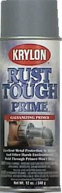 Primer coating bonds to metal, making the surface impervious to the elements. This product makes an excellent primer for harsh outdoor or weld-through applications. Fills scratches and protects base metal. Protects against acid rain and salt water. Great for use on metal objects, marine...