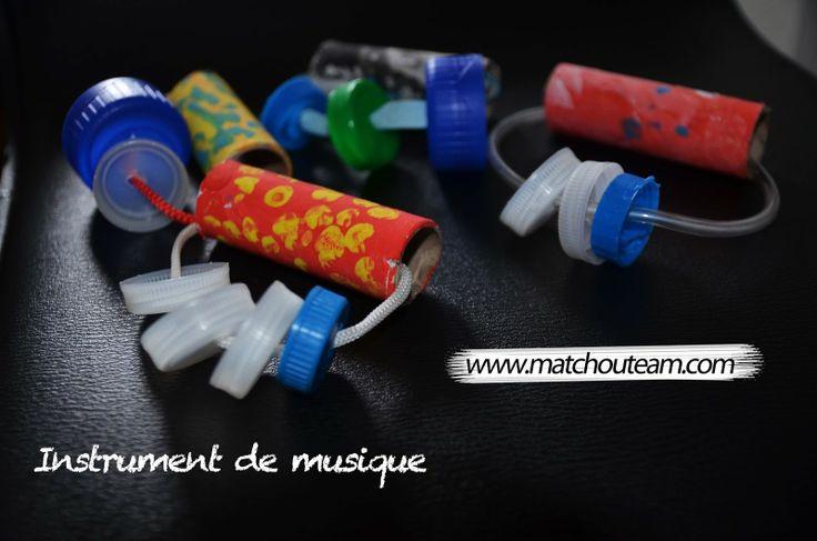 www.matchouteam.com En avant la musique | Un nouvel instrument pour partir à la découverte de nouveaux sons