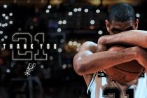 SAN ANTONIO (July 11, 2016) – San Antonio Spurs forward Tim Duncan today announced that he will retire after 19 seasons with the organization. Since drafting Duncan, the Spurs won five championships and posted a 1,072-438 regular season record, giving the team a .710 winning percentage, which is the best 19-year stretch in NBA history and was the best in all of the NBA, NFL, NHL and MLB over the last 19 years.