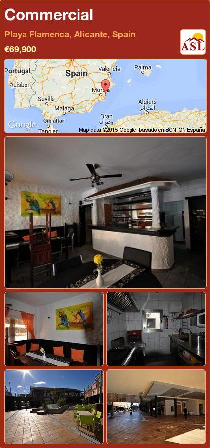 Commercial in Playa Flamenca, Alicante, Spain ►€69,900 #PropertyForSaleInSpain
