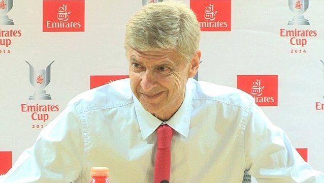 Arsene Wenger surprised by Yaya Sanogo's four goals for Arsenal against Benfica. | Mail Online