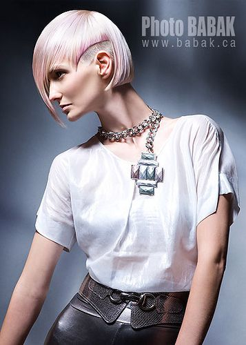Wella Trend Vision by BABAK photography, via Flickr