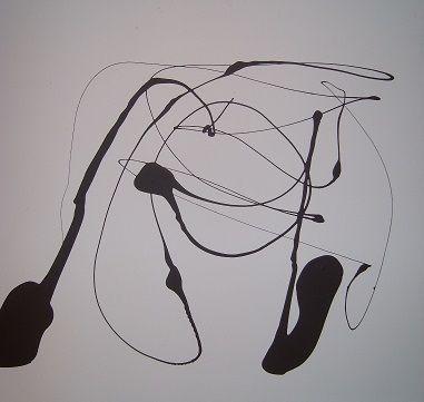 """Graça Lisboa (1955) """"Maternidade"""" 2009 Acrilico s/Tela 100X100cm Colecção Particular Aveiro"""