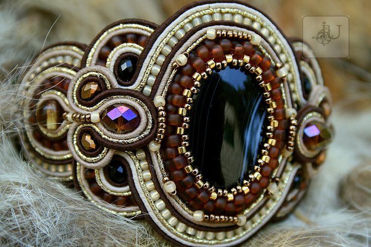 браслет Из Царской Сокровищницы   biser.info - всё о бисере и бисерном творчестве
