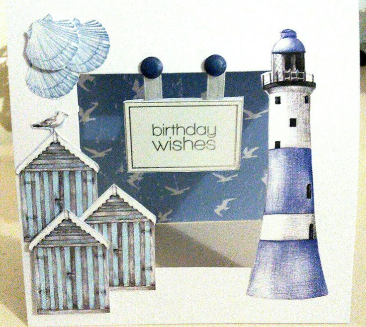 Harbour Boulevard created by Tina Boyden for Craftwork Cards