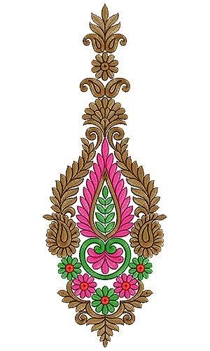 8402 Kali Embroidery Design