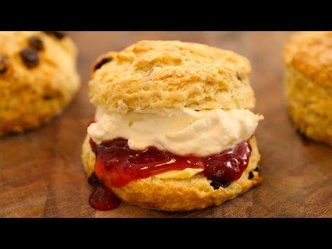 Traditional Irish Scones - Gemma's Bigger Bolder Baking