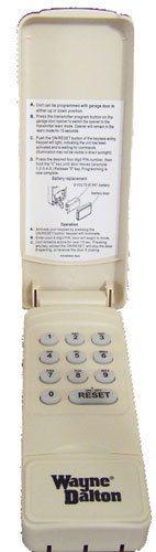 Opener Systems 85898: Wayne Dalton Garage Door Openers Kep2 Wireless Keypad 334642 -> BUY IT NOW ONLY: $55.95 on eBay!