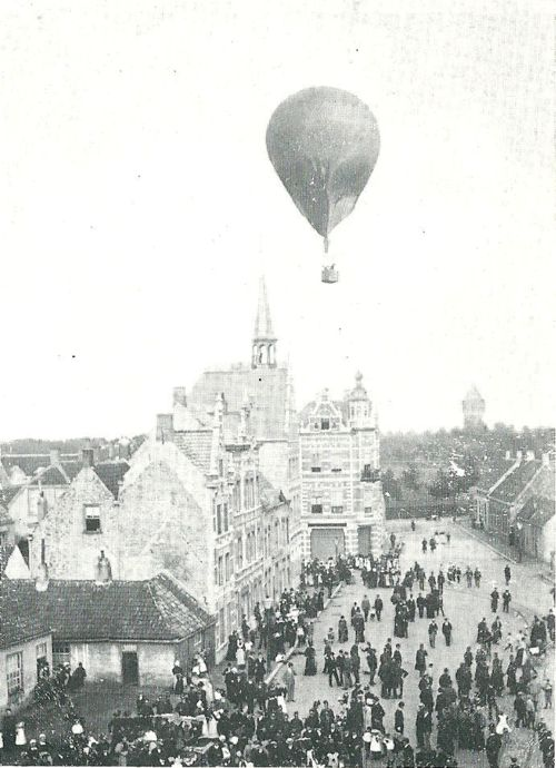 Breda - van Coothplein - 1895