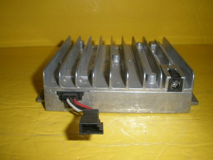 TELEPHONE TELE PHONE COMPENSATOR AMP This Amplifier Amp is for 2004 ~ 2008 BMW X5, BMW 645i, BMW 645ci, BMW 650i.Please compare the part number(s):  84216918520, 8421 6918520    8421 6 918 520 8421    6918520, 8421 6 918 520 make sure to check with your local dealer before purchasing it.Note:please match you product with the picture