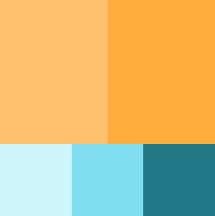 39 Best Blue Orange Color Scheme Images On Pinterest