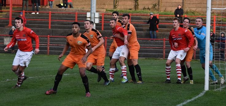 Workington Reds Battle to a Blustery Boxing Day Victory http://www.cumbriacrack.com/wp-content/uploads/2016/12/Workingtons-Scott-Allison-leads-another-attack-Ben-Challis.jpg A 3-1 Boxing Day win for The Reds in the Evo-Stik Northern Premier League gave the home side all three points at Borough Park going into the New Year    http://www.cumbriacrack.com/2016/12/27/workington-reds-battle-blustery-boxing-day-victory/