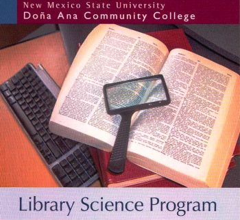 Really like the number of different courses offered here at Dona Ana Community College in New Mexico, all online at a reasonable price.  Even have a School Library Certificate.
