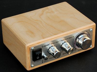 NSMT Modified Lepai amp is probably the least expensive audiophile electronics available. It may power little gallo speakers well.