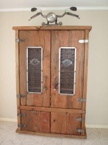Muebles Rusticos Madera Nativa  Fierro y Madera (Herrería