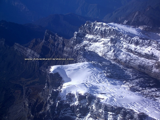 Carstensz Pyramid,Puncak Jaya Wijaya, Papua. Indonesia  Carstensz Peak is the highest peak  in South East Asia and the Pacific